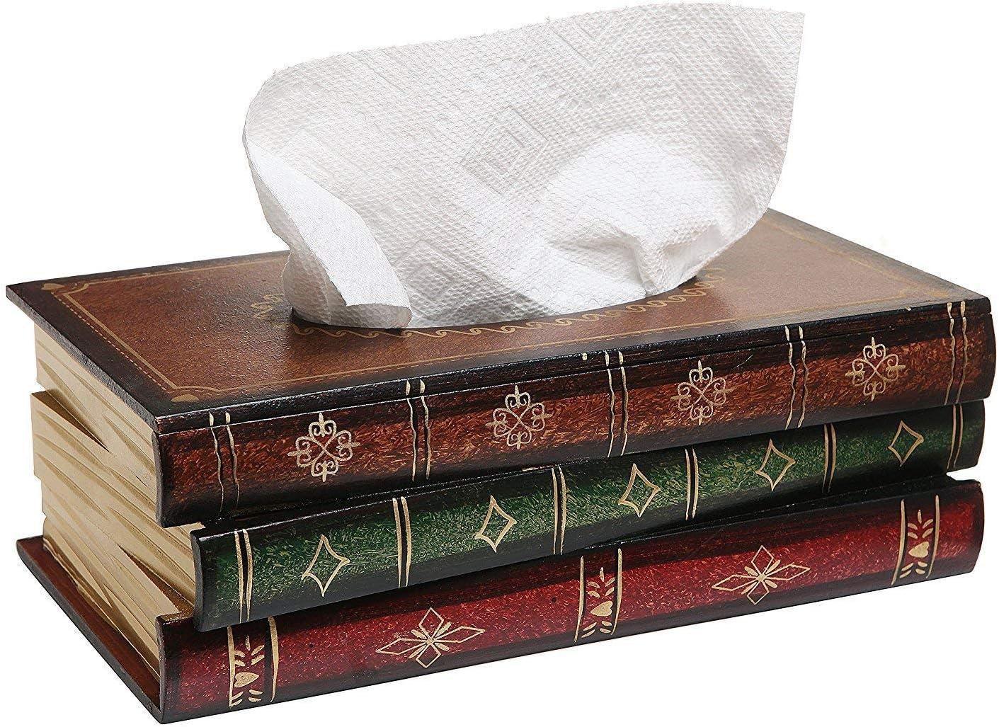 QSEVEN - Soporte para Caja de pañuelos, Caja de pañuelos ...