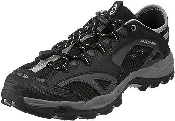Salomon LIGHT AMPHIB 3 M Zapatillas de Senderismo Anfibio Negro para Hombre: Amazon.es: Deportes y aire libre