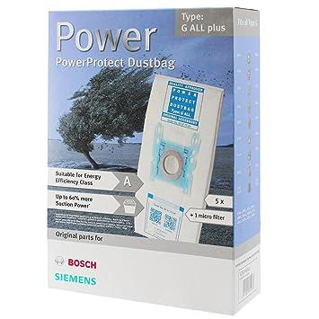 Bosch Tipo G ORIGINAL PowerProtect Gamuza de microfibra ...