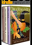 The Kitchen Witch: Box Set: Books 7-9: Witch Cozy Mystery Series (The Kitchen Witch Series Boxset Book 3)