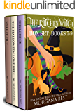 The Kitchen Witch: Box Set: Books 7-9: Witch Cozy Mystery Series (The Kitchen Witch Series Boxset Book 3)