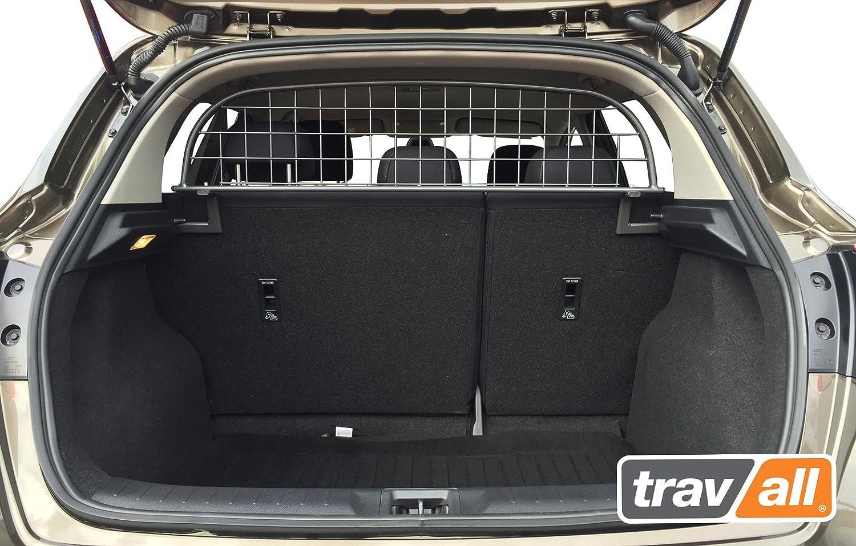 Travall® Guard Hundegitter TDG1484 – Maßgeschneidertes Trenngitter in Original Qualität