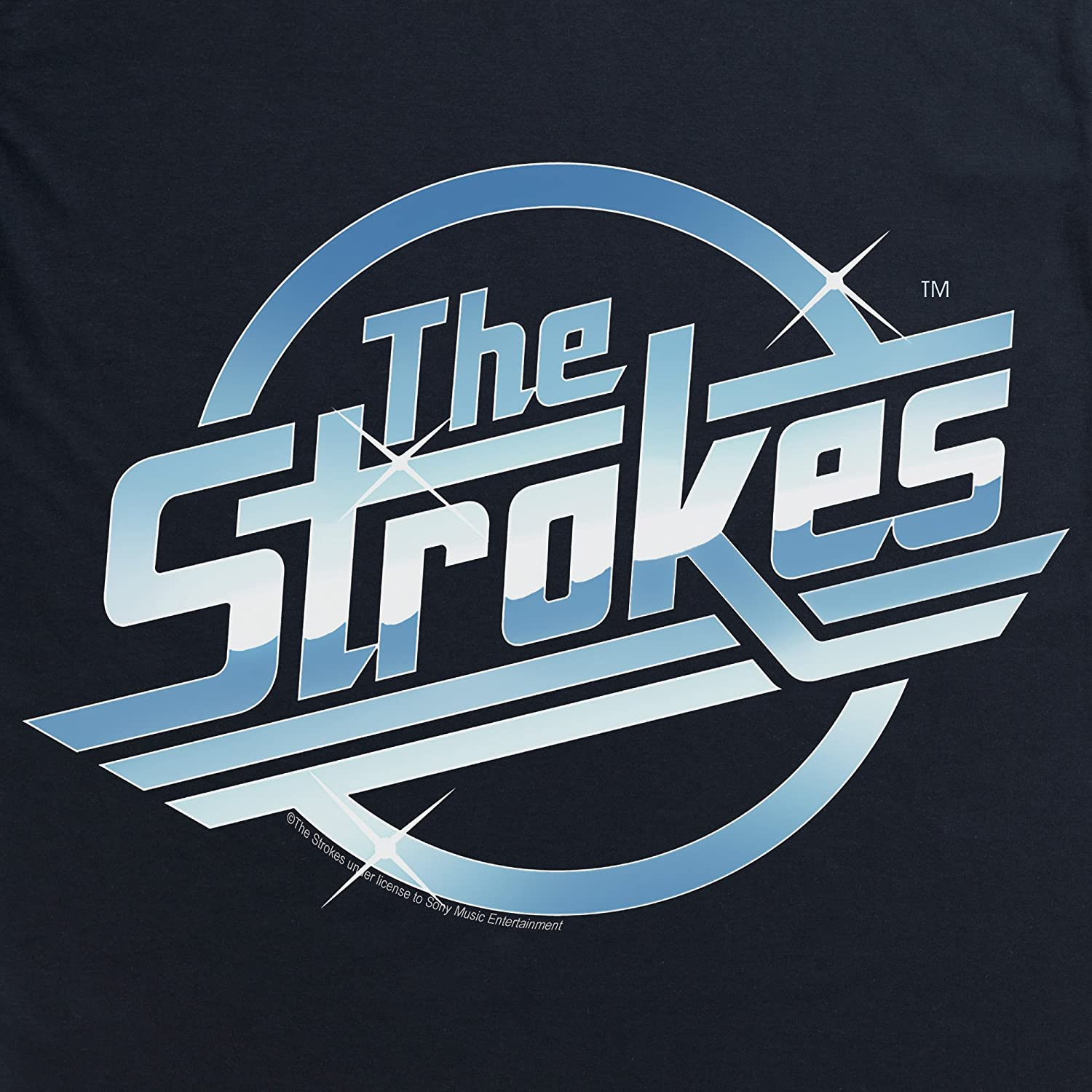 Official the strokes t shirt magna logo male black m amazon official the strokes t shirt magna logo male black m amazon clothing thecheapjerseys Images