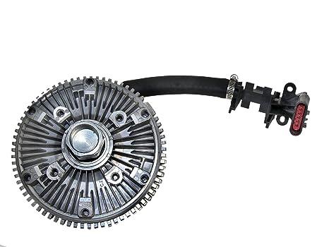 Ventilador del radiador del embrague 15293048 | 25790869 | gm Chevy Trailblazer GMC Envoy Bravada 9
