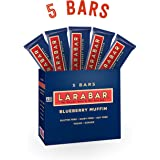 Larabar Gluten Free Bar, Blueberry Muffin, 1.6 oz Bars (5 Count)