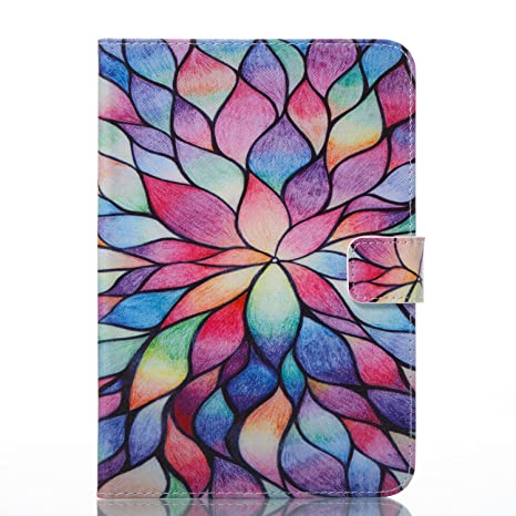 Amazon.com: iPad Mini 5 funda, lwaisy Slim Fit premium PU ...