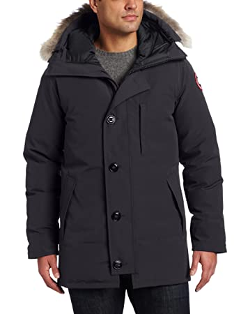 Canada Goose Mens The Chateau Jacket, Navy, X-Small