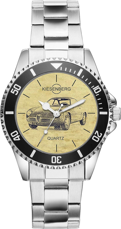 KIESENBERG Watch - Gifts for Alfa Romeo Giulietta SZ Oldtimer Fan 4008