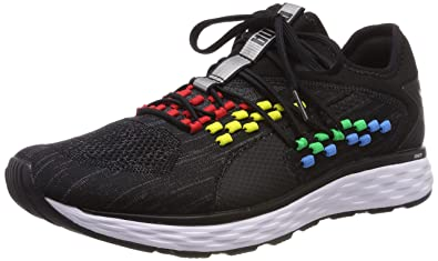 Buy PUMA Men's Speed 600 FUSEFIT Heat Map Black Running