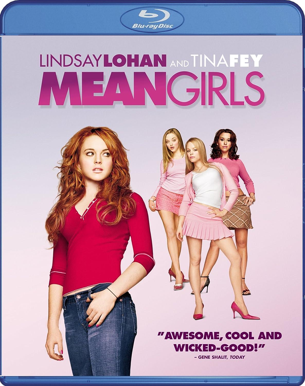 Amazon com: Mean Girls [Blu-ray]: Lindsay Lohan, Jonathan