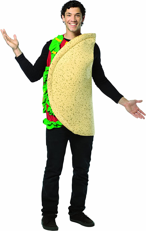 Rasta Imposta Lightweight Taco Costume