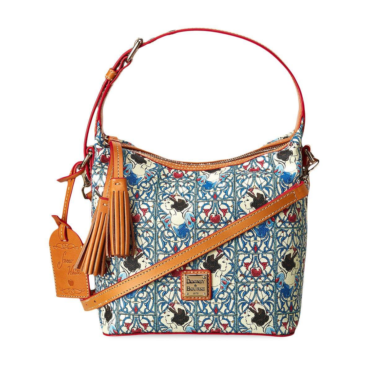 Disney Dooney & Bourke Princess Snow White Tassel Crossbody Bag