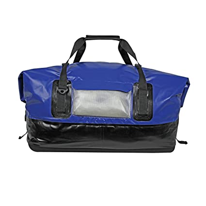 9ce23e6c687a Image Unavailable. Image not available for. Color  Extreme Max 3006.7345 Dry  Tech Waterproof Roll-Top Duffel Bag