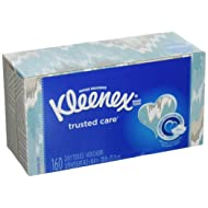 Kleenex Facial Tissues, 160 Count (Pack of 2)