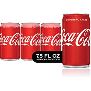 Amazon com: Coca-Cola Soda Soft Drink, 12 fl oz, 8 Pack: Prime Pantry