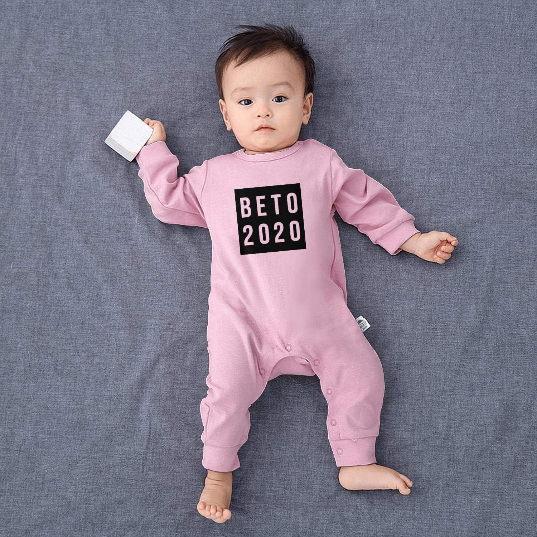 smsdpmc Beto ORourke Bodysuit Red Newborn Infant Baby Girls Boys Footed Pajamas Bodysuits