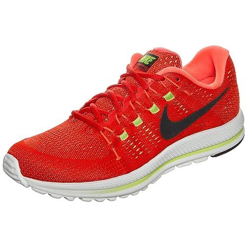 b9e077745 Nike Nike Air Zoom Vomero 12 - Max Naranja Black de Hyper Naranja ...