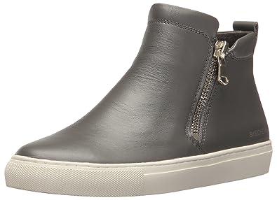 Skechers Women's Vaso-Bota Fashion Sneaker,Grey,5 ...