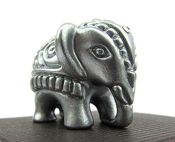 Glücksbringer MADE WITH SWAROVSKI® ELEMENTS Elefant Elefanten-Figur