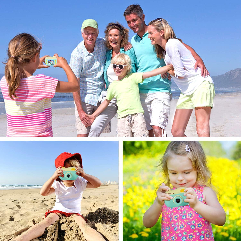 Amazon.es: Shayson Cámara de Fotos para Niños, 1080P/8MP HD Video ...