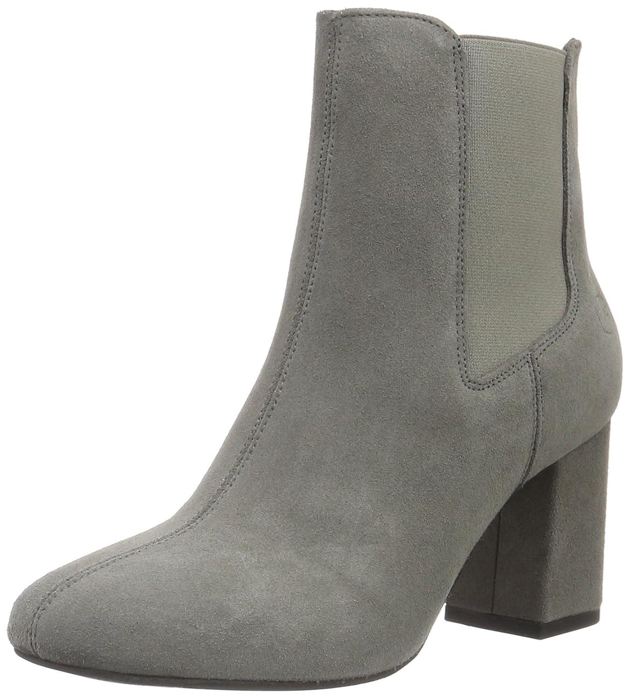 Bronx Indira, Chelsea Boots Femme, (Grey 08), 36 EU
