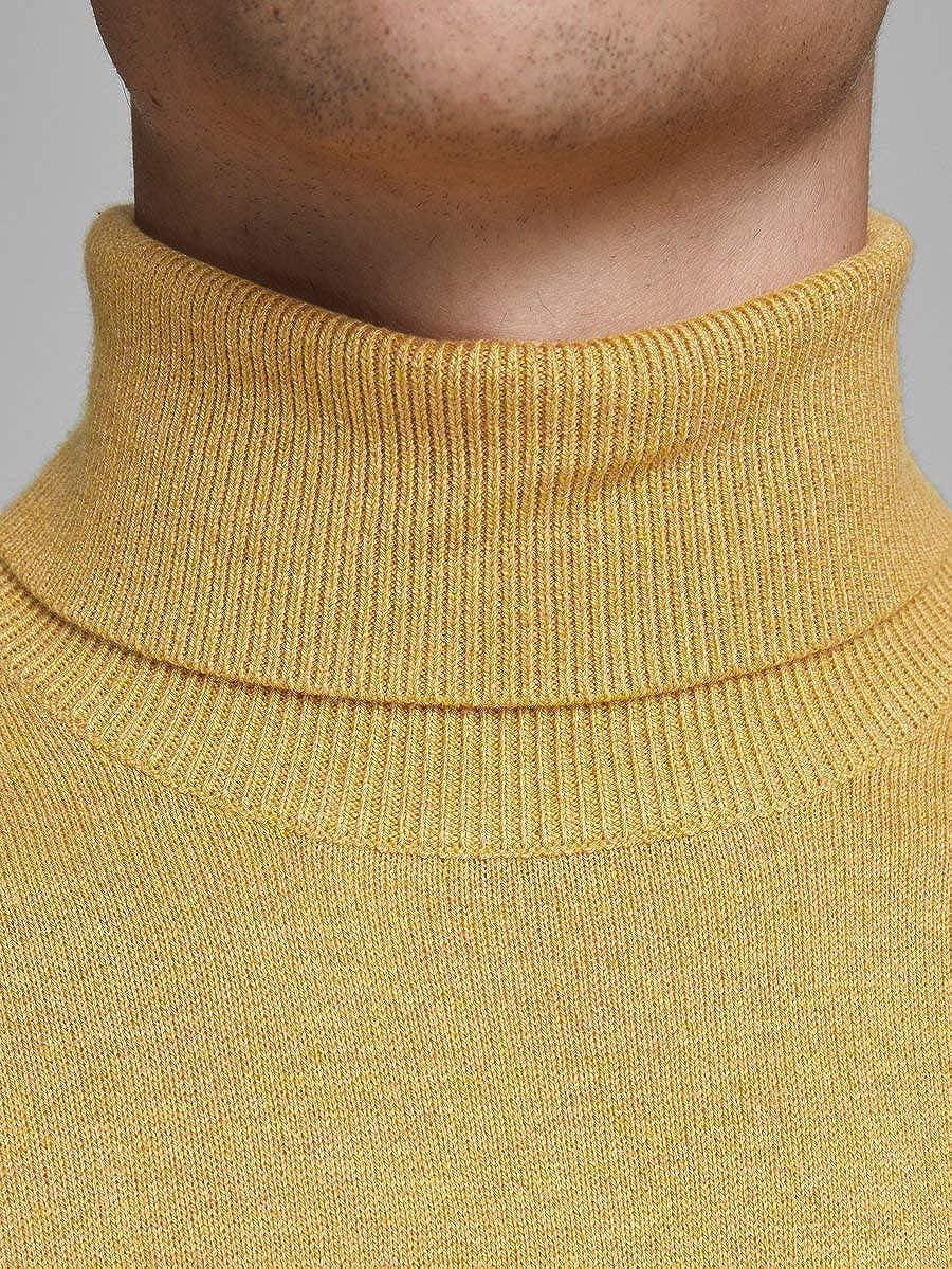 Jack /& Jones Jjeemil Knit Roll Neck Noos Pull /à/ col roul/é Homme