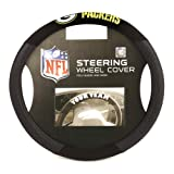NFL Green Bay Packers Poly-Suede Steering Wheel