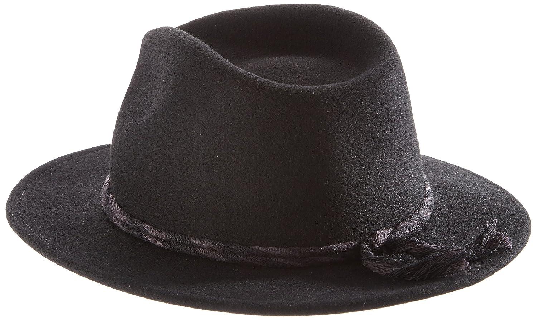 Brixton Women s Corbet Fedora Black Hat SM (7) at Amazon Women s Clothing  store  089fabd0539