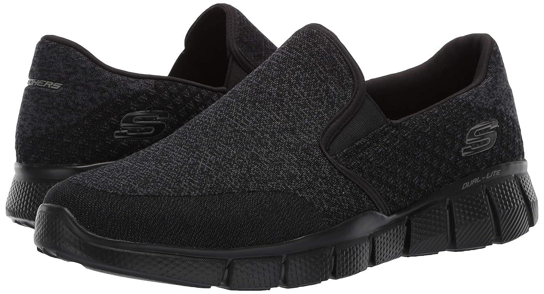 97ce47c892411 Amazon.com | Skechers Men's, equalizer 2.0 Slip On Walking Shoes Black 15 M  | Oxfords