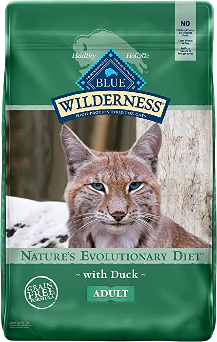 Top 9 Blue Duck Dry Cat Food