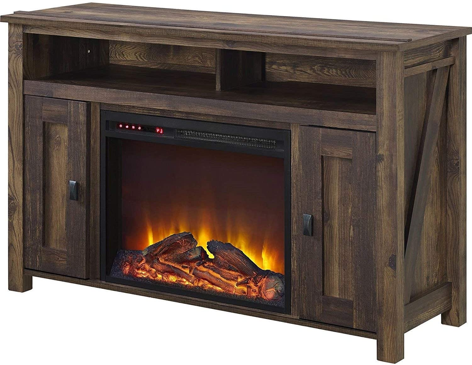 50 edge tv first of all fireplace