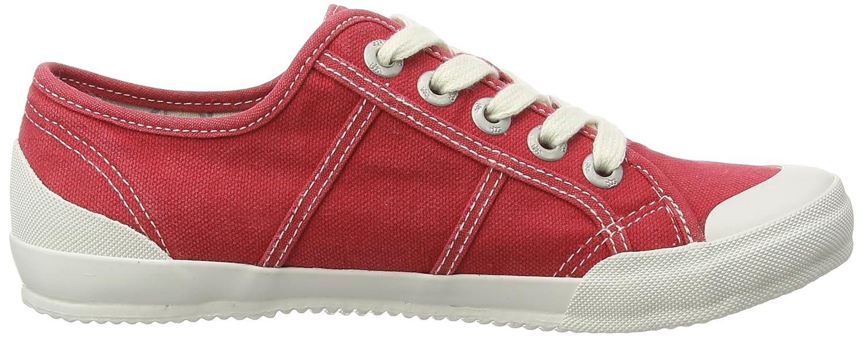 TBS Opiace, Damen Sneakers, Rot - Rot - Rouge (Rubis) - Größe: 36