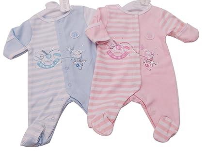 BNWT ropa de bebé prematuro, mono recién 100% de Bebé de algodón ...
