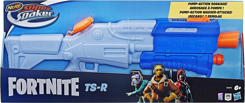 Supersoaker Fortnite Ts-R (Hasbro E6876EU5): Amazon.es: Juguetes y juegos
