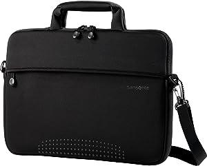 Samsonite Aramon NXT Laptop Shuttle Bag, Black, 14-Inch