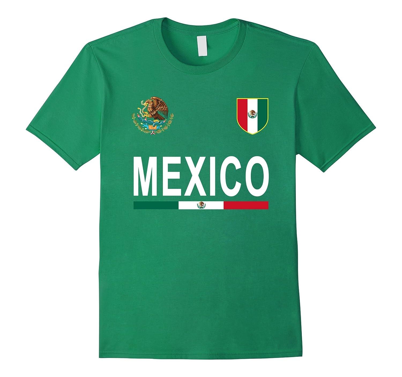Mexico Cheer Jersey 2017 - Football Mexican T-Shirt-ln - Lntee
