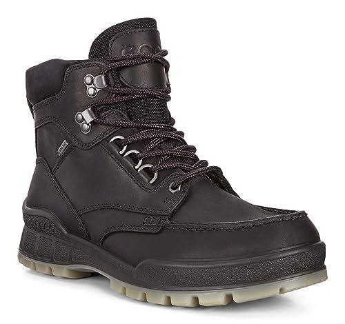 Ecco Track 25, Zapatos de High Rise Senderismo para Hombre