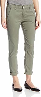 product image for Siwy Women's Fiona Slouchy Cropped Chino Pant