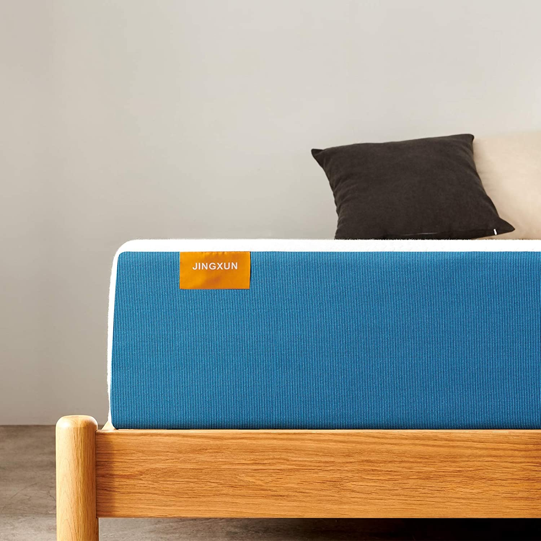 Queen Mattress JINGXUN 9 Inch Premium Gel Multi Layered Memory Foam Bed Mattress in a Box Foam Queen Size Mattress for Cool Sleep & Pressure Relief,Easy Set-Up