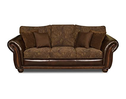 Delicieux Simmons Upholstery 8104 03 Zephyr Aspen Sofa