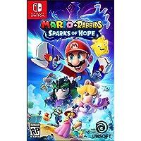 Mario + Rabbids Sparks of Hope - Nintendo Switch