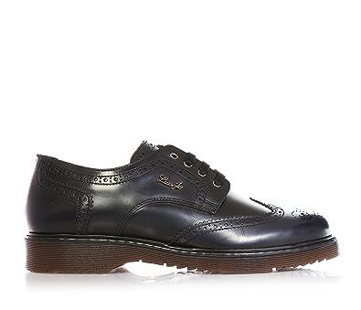 LIU JO -Blue lace-up Oxford shoe dc1497a5de6