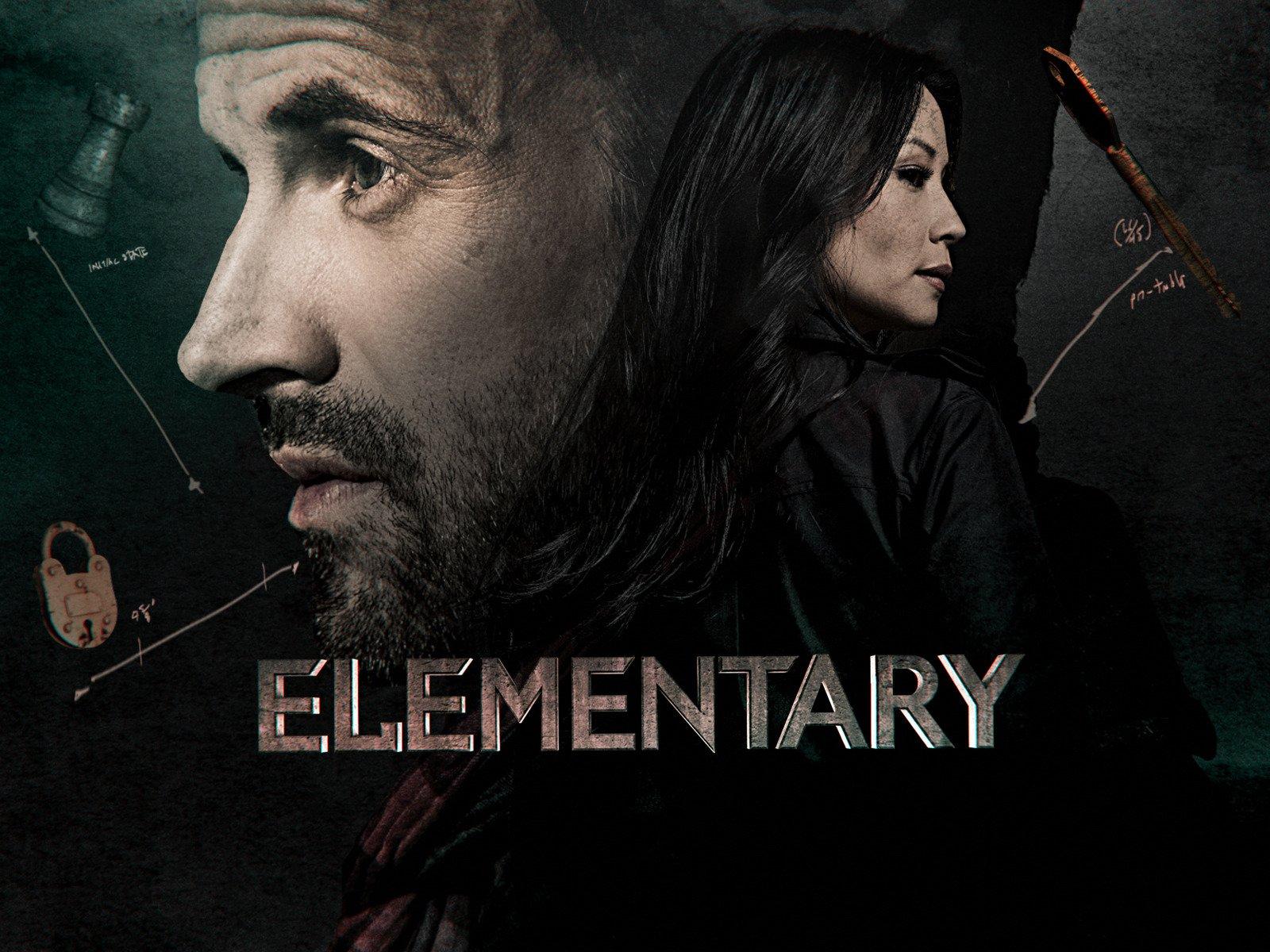 Serie Elementary amazon com elementary season 4 amazon digital services llc