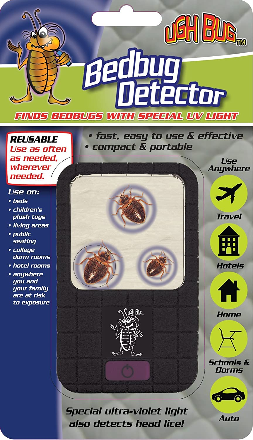 youtube lightsout watch detector bed protect a trap bug