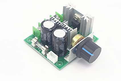 Air Conditioning Appliance Parts Reasonable High Power 40a Dc Motor Speed Regulator 9v-60v Pwm Universal Motor Drive Home Appliance Parts