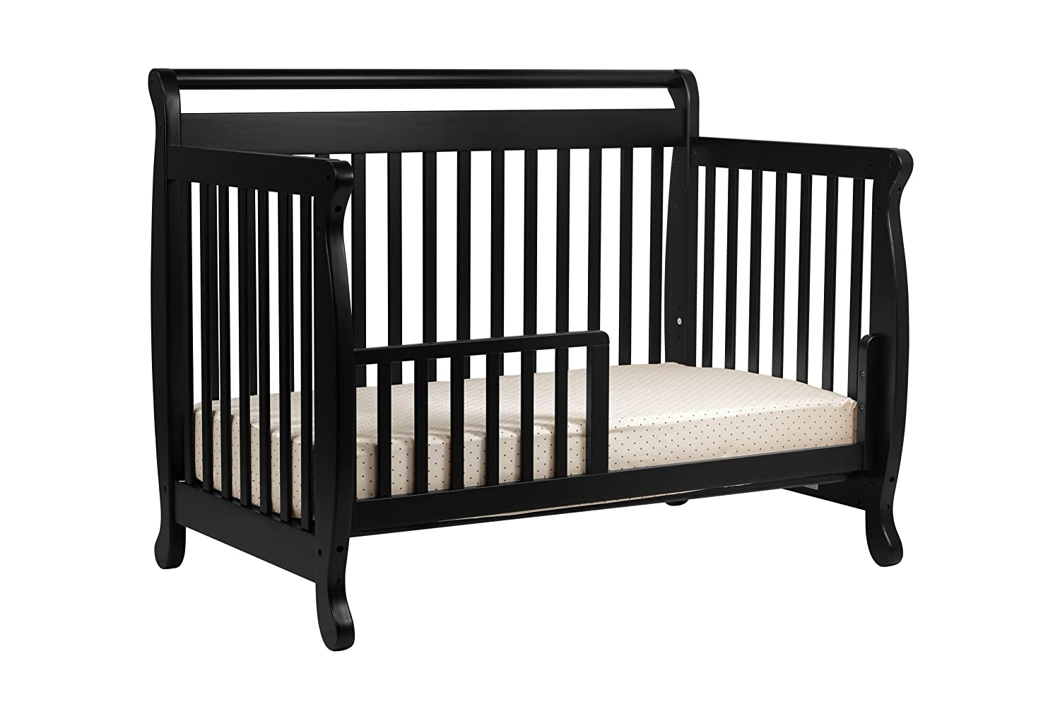 Baby bed hs code - Amazon Com Davinci Emily 4 In 1 Convertible Crib In Ebony Finish Baby Cribs Baby