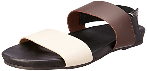 361759b76b386a United Colors of Benetton Men s Brown Flip Flops Thong Sandals - 10.5  UK India (