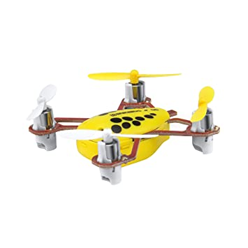 GizmoVine Mini Drone 6 - Axis Gyro Aerial Mini Quadcopter 2.4GHz 4 ...