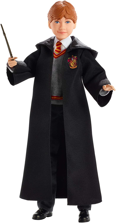 Amazon.es: Harry Potter Muñeco Ron Weasley de la colección de Harry Potter (Mattel FYM52): Juguetes y juegos
