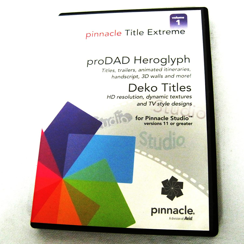 Pinnacle Title Extreme Volume 1